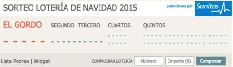 lver sorteo lotería navidad loteriadenavidad.com