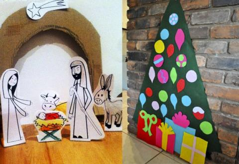 Videos Youtube Manualidades Navidenas.Decoracion Navidena Adornos Ideas Y Manualidades Diy