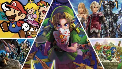 Mejores juegos para Nintendo 3DS del 2015