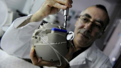 Corazon bionicos, futuro de los trasplantes de órganos