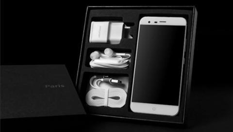 El Ulefone Paris X no estará oficialmente a la venta hasta el próximo 10 enero