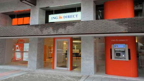 Los clientes de ING Direct pagan comisiones en la mayoría de cajeros automaticos