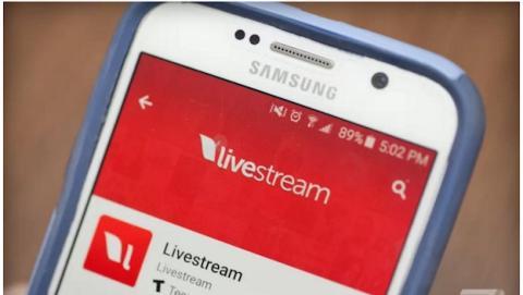 Livestream anuncia una posible filtración