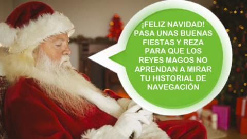 Felicitar navidad grupo whatsapp