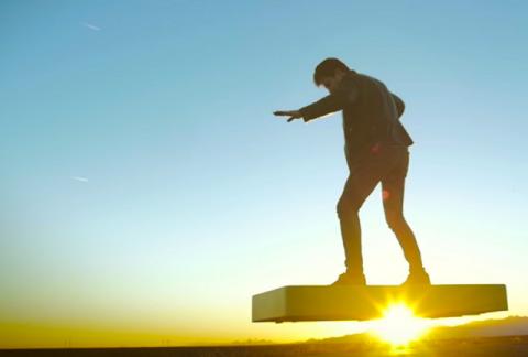 patinete volador