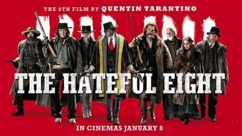 Hackers roban Los Odiosos Ocho y otras 40 películas sin estrenar