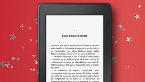 Kindle Paperwhite de Amazon baja de precio a tiempo para Reyes