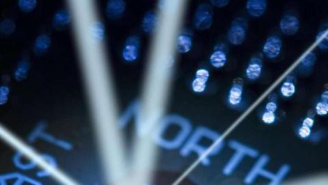 Logran desarrollar un microprocesador fotónico ultrarrápido