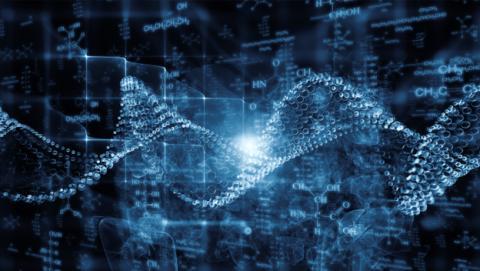 Almacenar información binaria en el ADN