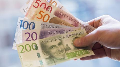 moneda sueca
