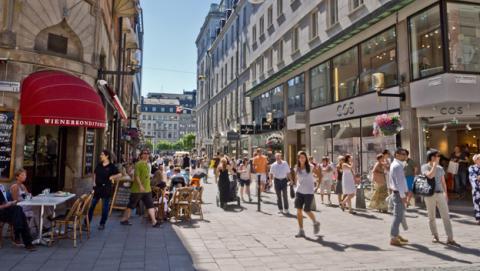 compras en Suecia