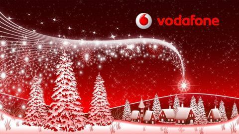 Llama gratis todo el día el 31 de diciembre con Vodafone
