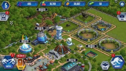Niño de 7 años gasta 5.500 euros en Jurassic World para iPad