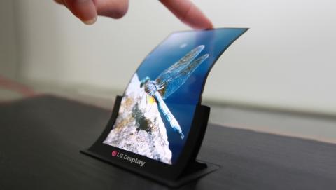 El iPhone y el iPad de Apple usarán pantallas OLED de Samsung y LG