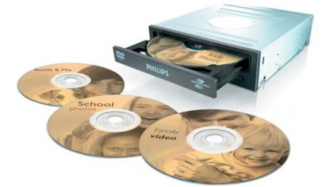 LightScribe permite crear imágenes y rótulos, directamente sobre la superficie de unos discos compatibles con este sistema de impresión.