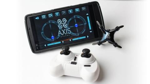 drone axis vidius