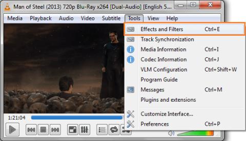 Ver películas 3D en el reproductor VLC