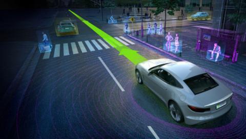 Nvidia Drive PX2, el ordenador para coches autónomos