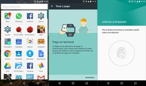 Nexus 6P software