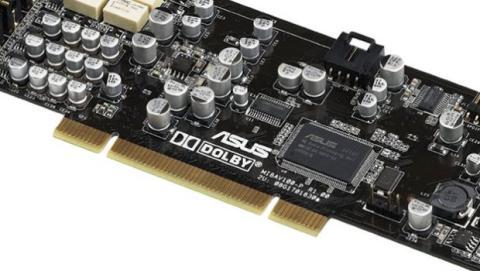 los controladores que instalarás en tu ordenador y que se encargarán, por ejemplo, de interpretar la señal de sonido para distribuir el sonido envolvente entre los distintos altavoces de un sistema Dolby, THX o DTS