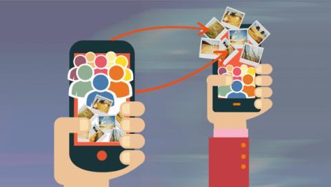 Cómo pasar contactos y fotos de un móvil a otro por WiFi