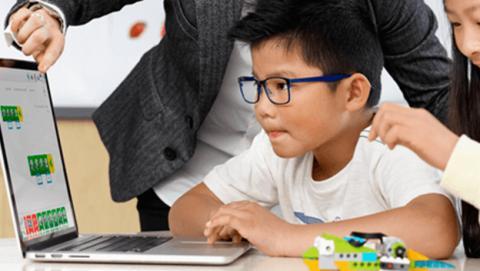 El nuevo kit de robótica para estudiantes de Lego
