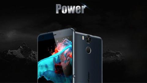 El Ulefone Power es una clara apuesta por phablets chinas con una mayor capacidad de batería que permite autonomías de hasta 4 días de uso sin recargarlos.