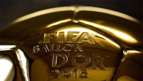 gala fifa balon oro