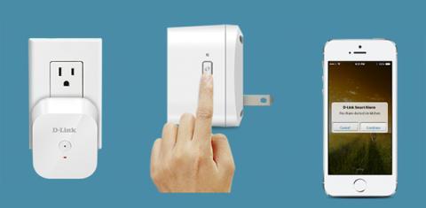 Alarma inteligente para el hogar D-Link