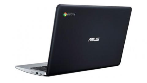 Según el fabricante, el Asus Chromebook C200MA ofrece una autonomía de hasta 11 horas de uso sin necesidad de recargar la batería.
