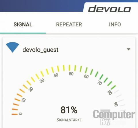 Mide la calidad de la señal WiFi