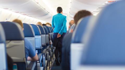 Las situaciones más extrañas vividas en un vuelo