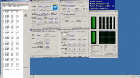 kit de RAM DDR4 de 128 GB a 3.000 MHz