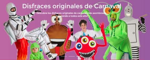 Las mejores tiendas de disfraces baratos de Carnaval 2016