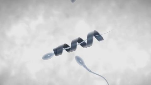 Este espermatozoide cyborg podría curar la infertilidad