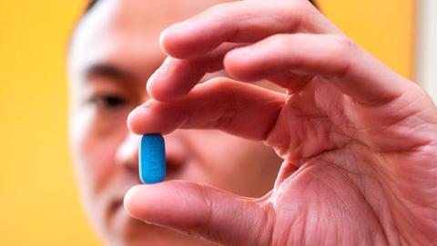Pildora que previene el sida