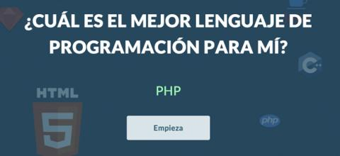 Qué lenguaje de programación es el mejor para mí