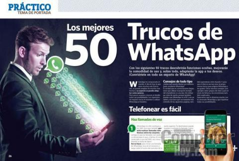 50 trucos para WhatsApp