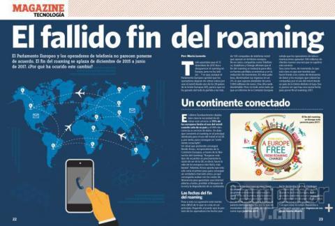 El fallido fin del roaming