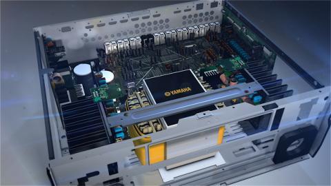 Receptor AV Yamaha
