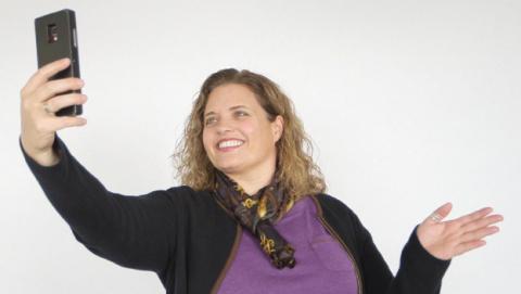 Laila Danielsen CEO de Elliptic Labs