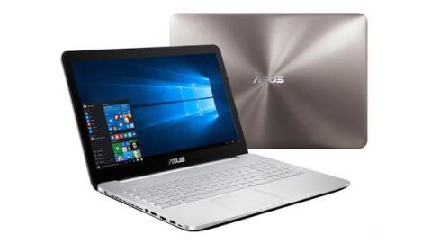 asus presenta nueva laptop n552