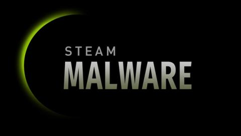 Malware en Steam