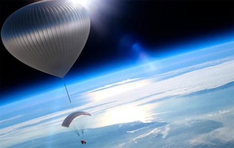world view viaje espacio