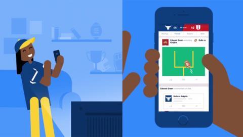 Sports Stadium para Facebook