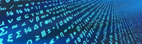 Números primos de sistemas de encriptacion
