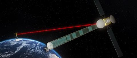 Satélite que ofrecerá conexión a Internet en el espacio