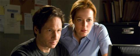 Mulder Scully Expediente X 10
