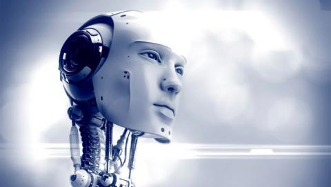 Robot ecologico y respetuoso con el medio ambiente