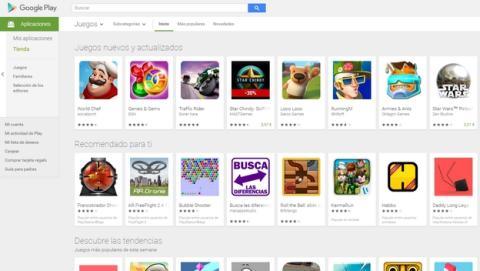 Los juegos de Google Play no requerirán una cuenta de Google+